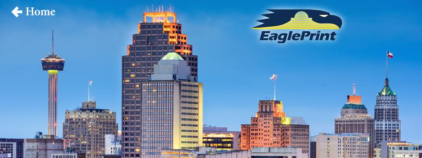 EaglePrint Home