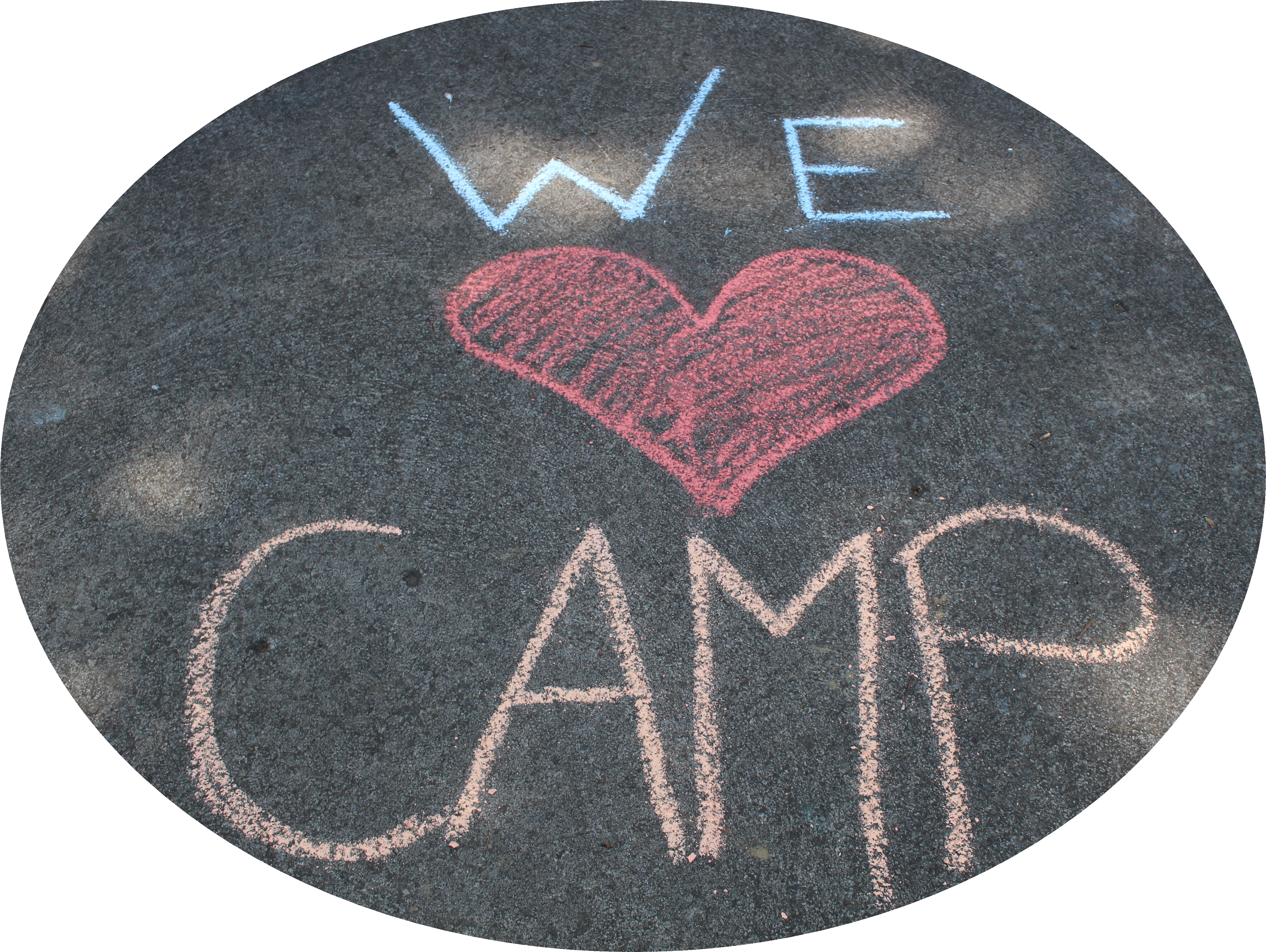 "Be a ""Camp Person""!"