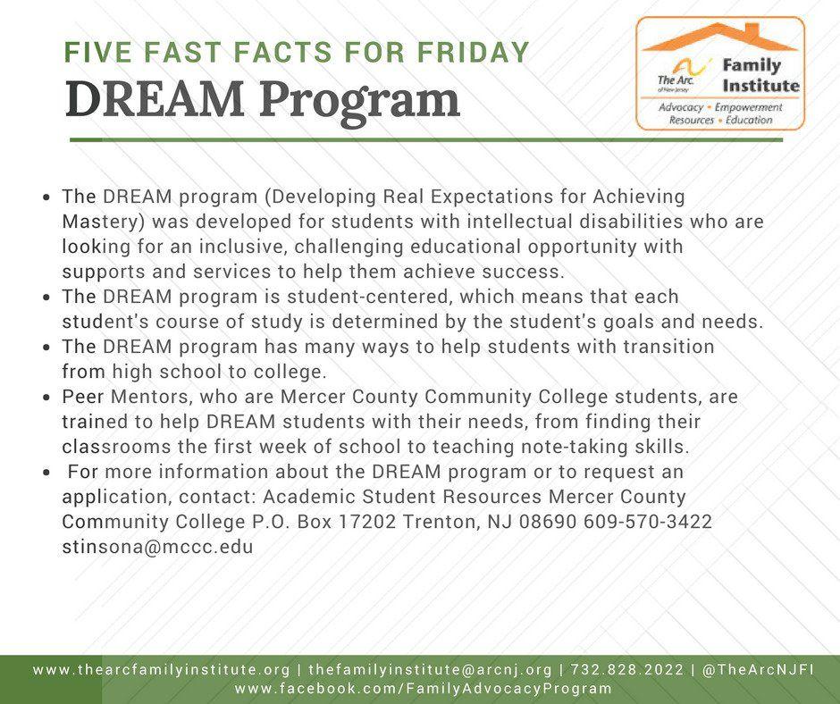 DREAM Program