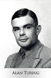 Dr. Alan Turing