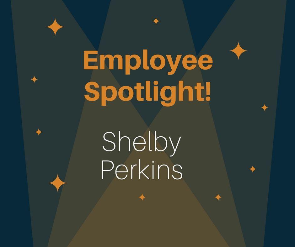 Employee Spotlight!