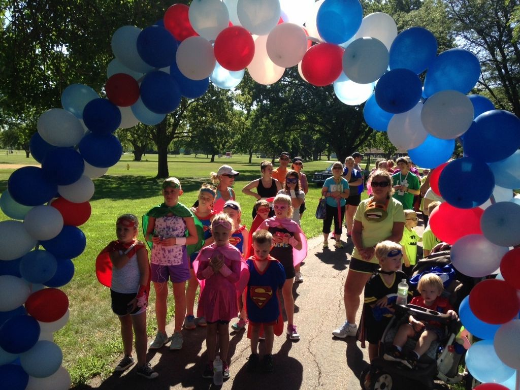 Superhero Fun Run 2015