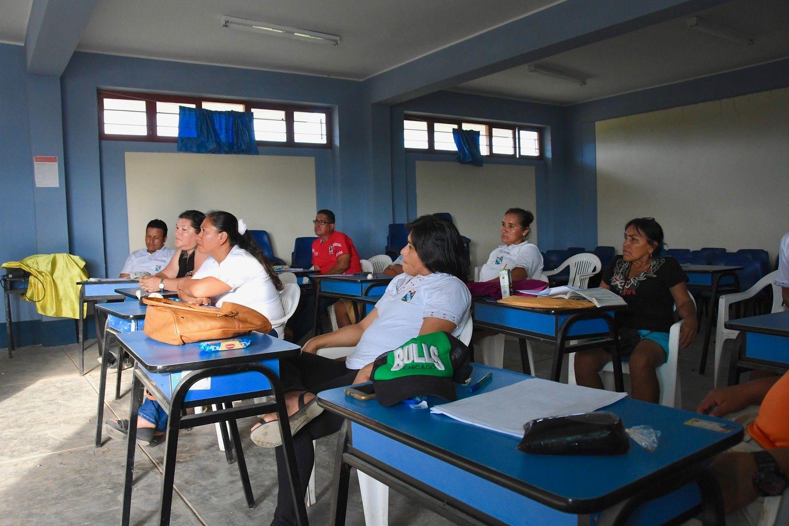 Teacher PD