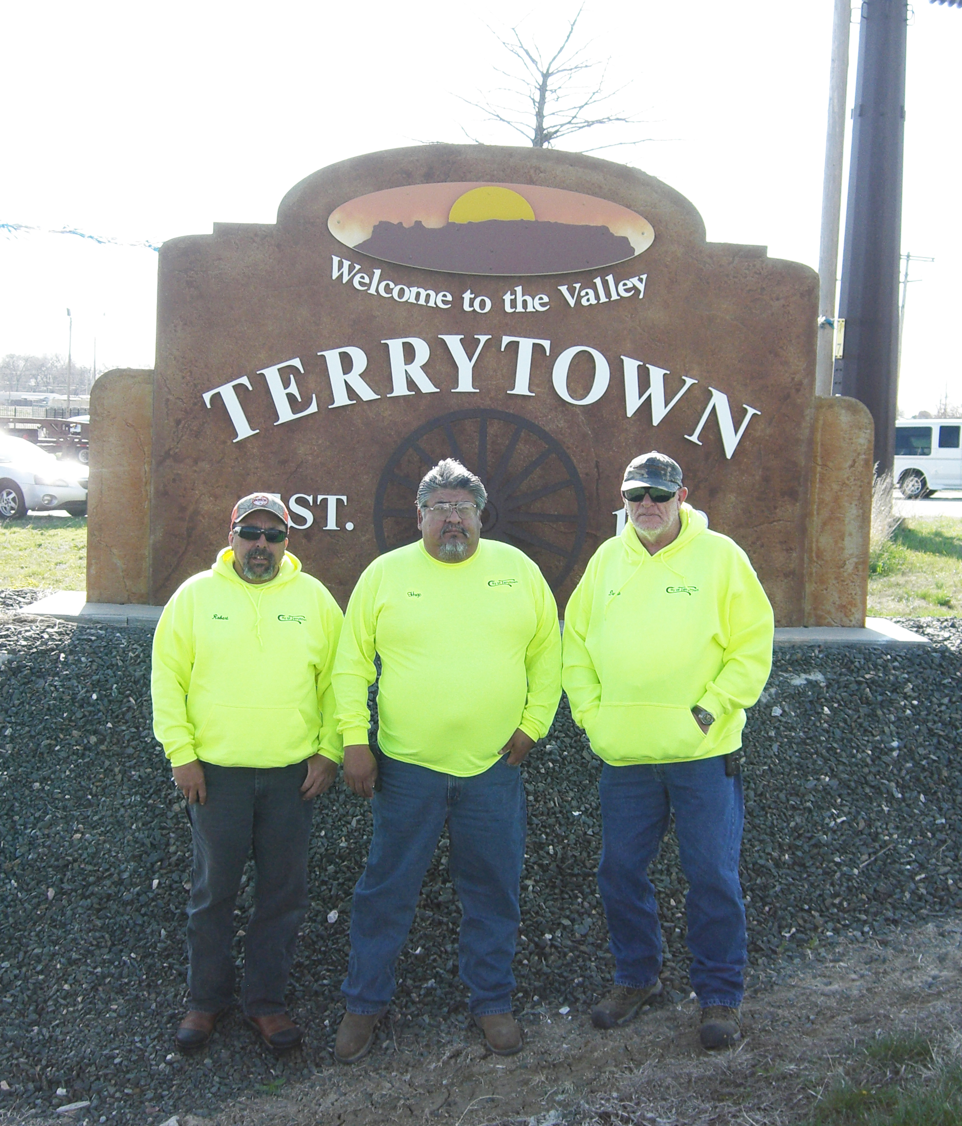 Terrytown awarded Safety Grant