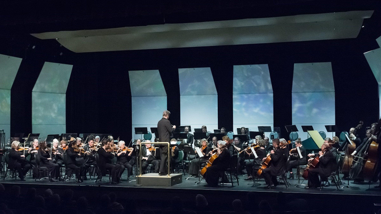 Newport Symphony Musician Videos