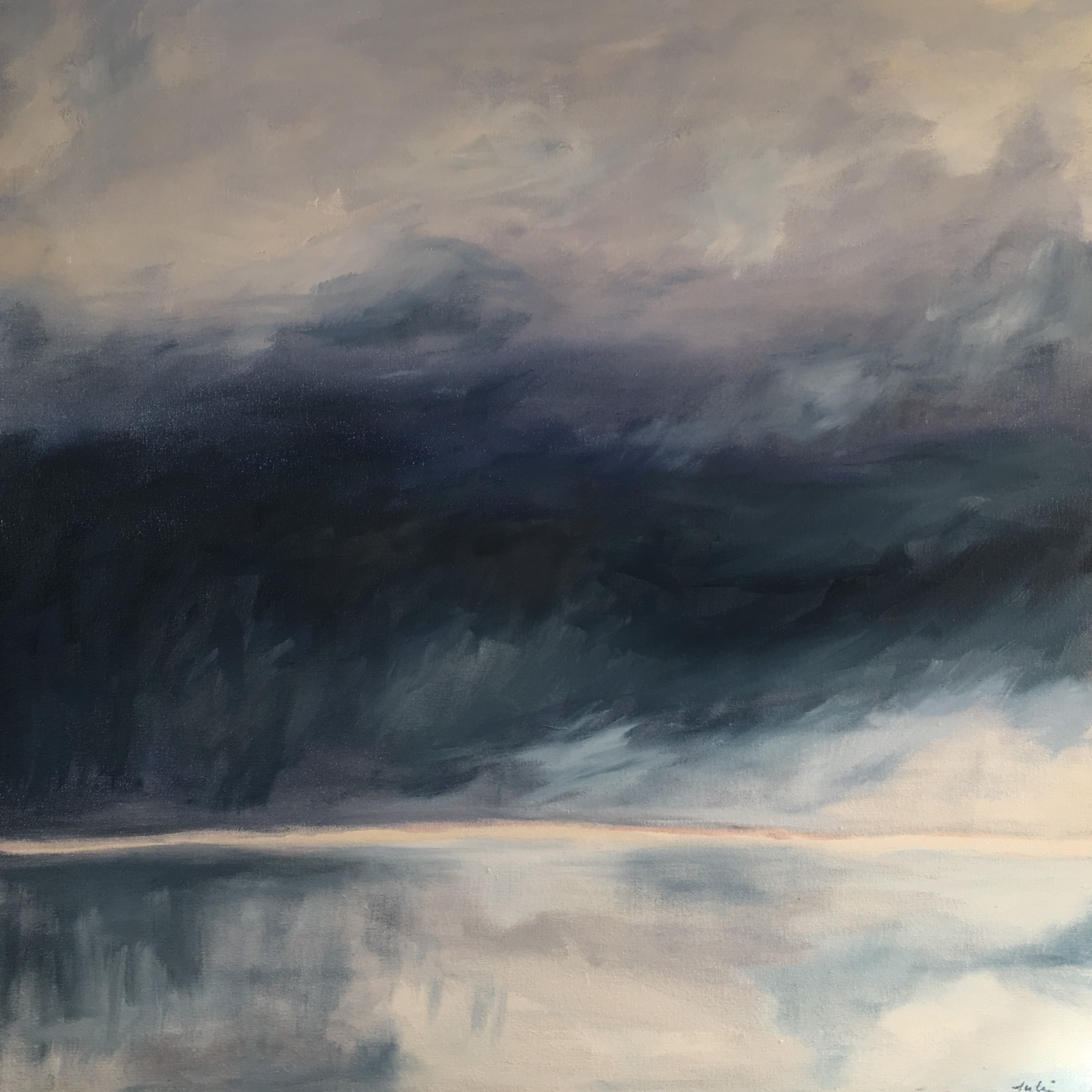 "Julie Berg-Linville - ""Squall"""