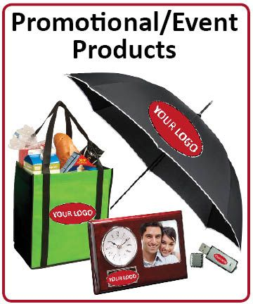 Promotional/Event Products