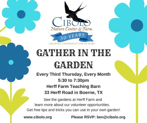 FARM: Garden Gatherings