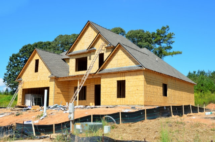 It's easy to become a volunteer and help build a habitat home.