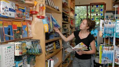 Audubon Nature Shop