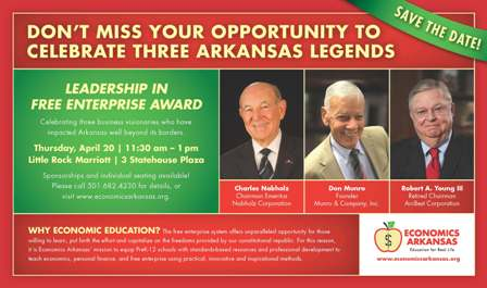 Leadership in Free Enterprise (LIFE) Awards Luncheon