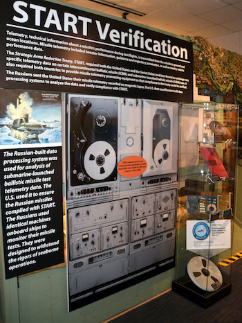 START Telemetry Exhibit