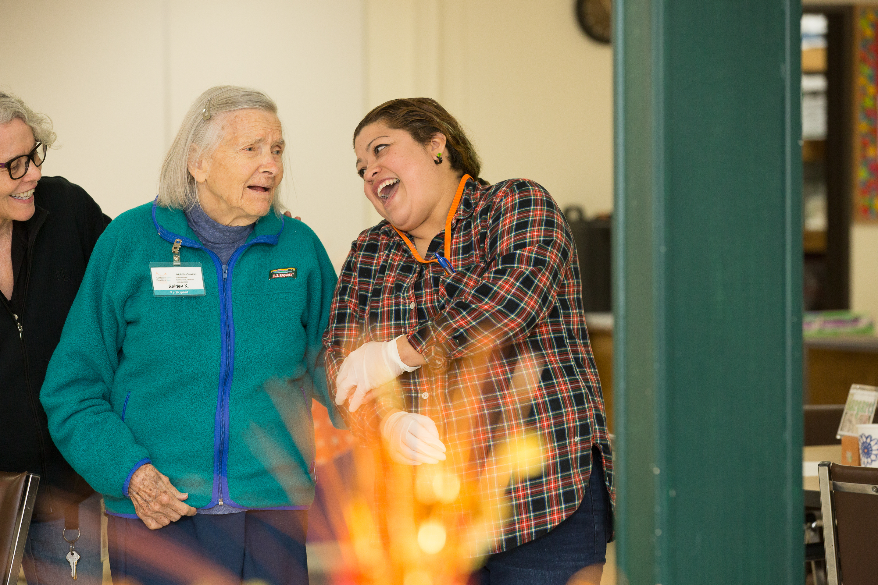 Adult Day Services   San Francisco