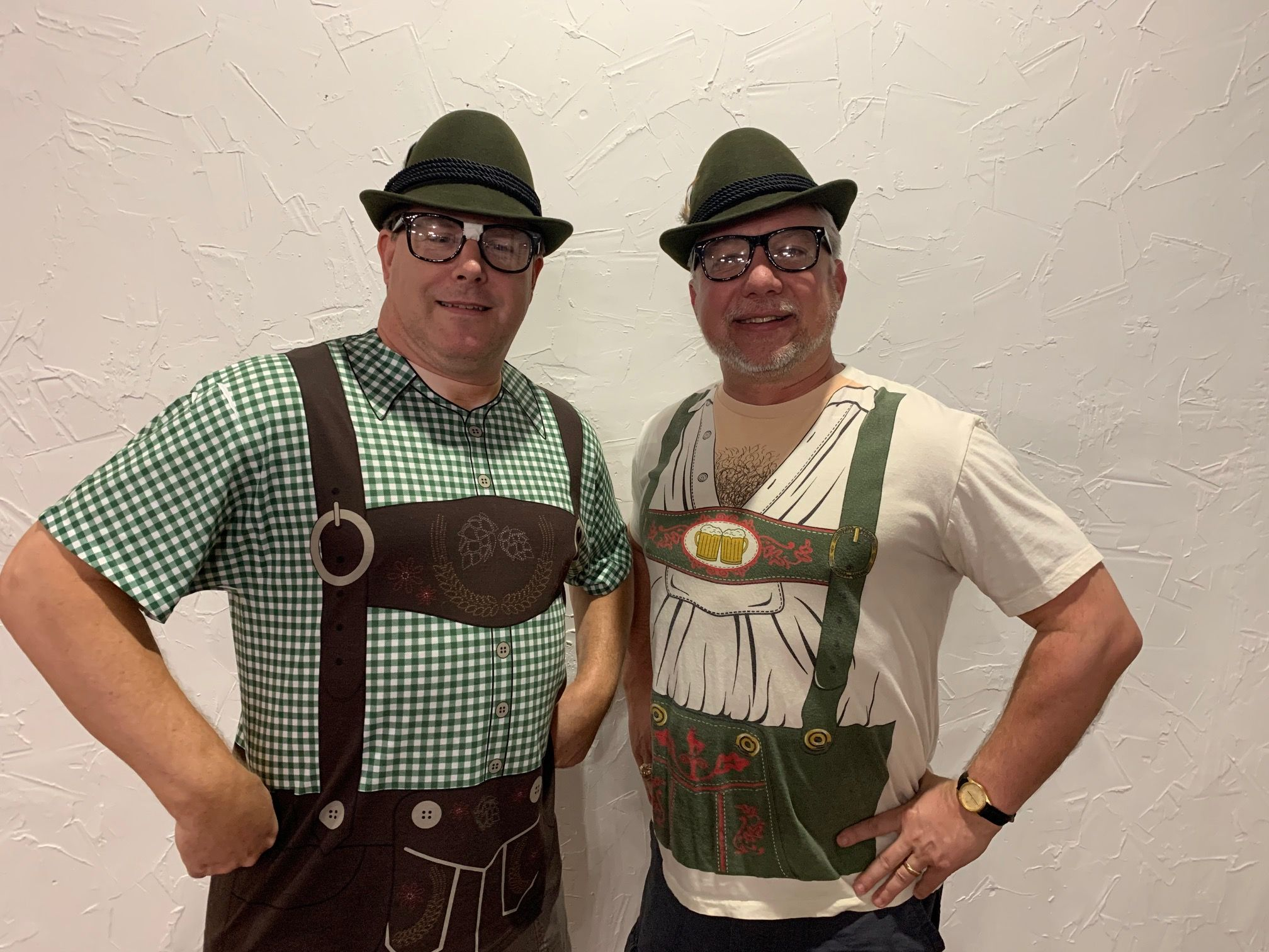 Doug Hahn & Derek Halling