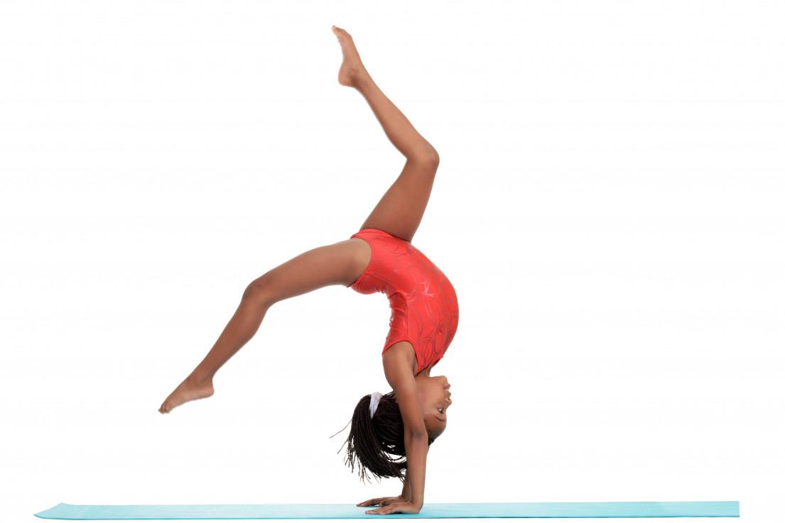 Desires of a gymnast 2 scene 2