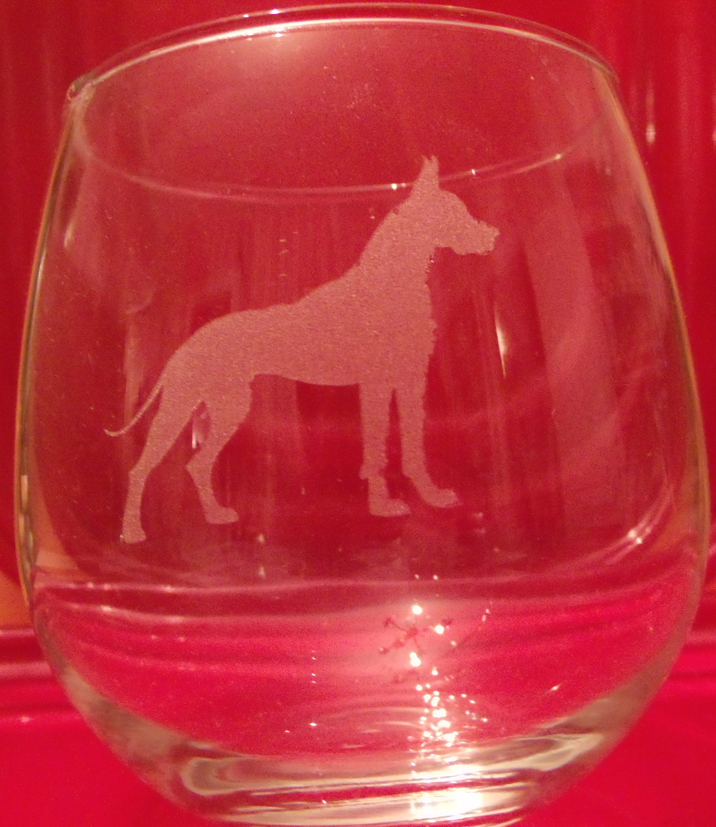 White Wine Glass, 16 oz. cropped ear