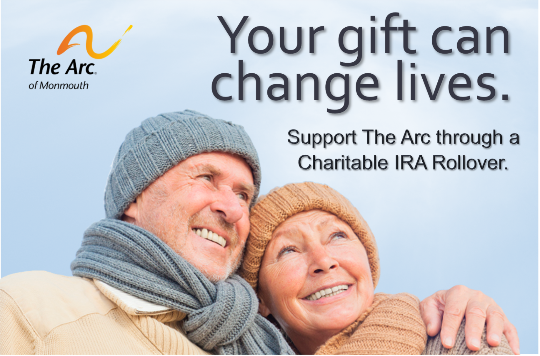 Support The Arc Through Your IRA