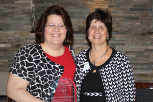 Cooperative Honors Local Nurse for Committed Service to Infants and Families in Region