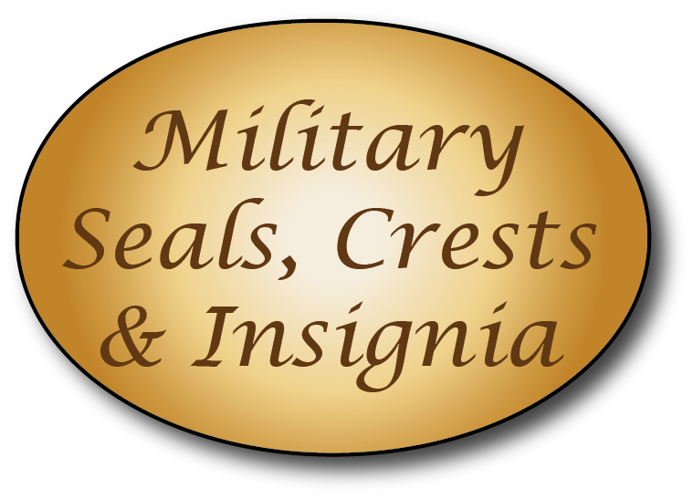 EA-5000 -  Sintra Plaques with Military  Seals, Crests and Insignia as Giclee Appliques