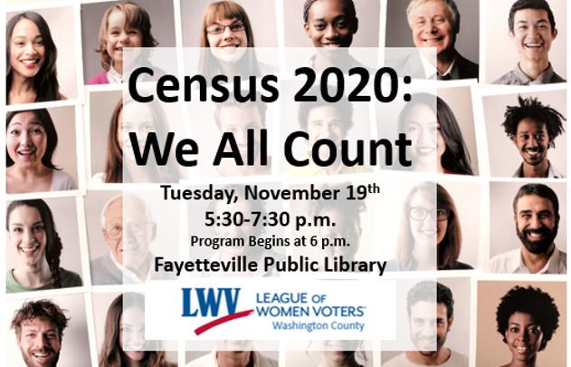 Census 2020 in Northwest Arkansas