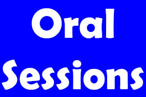 Oral Sessions