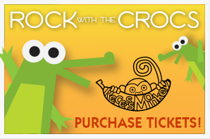 Rock with the Crocs 2016