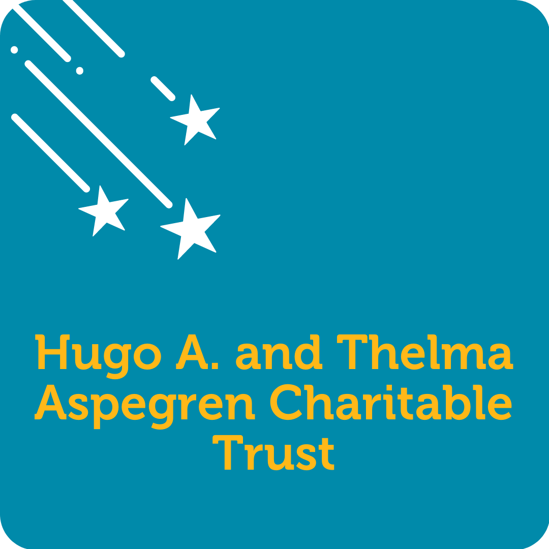 Hugo A. and Thelma Aspegren Charitable Trust