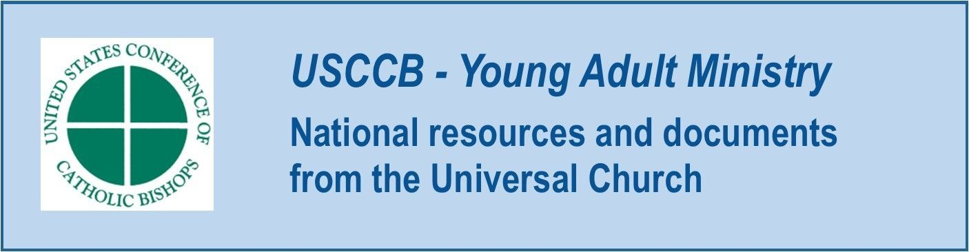 USCCB Young Adult Ministry - linked