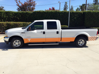 University Alumni Vehicle Graphics Orange County