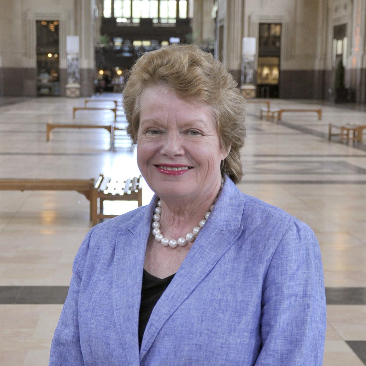 Representative Judy Morgan