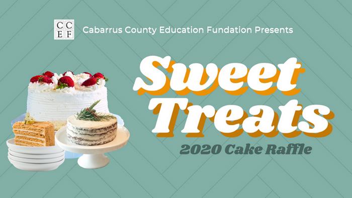 """Sweet Treats"" Cake Raffle is Coming!"