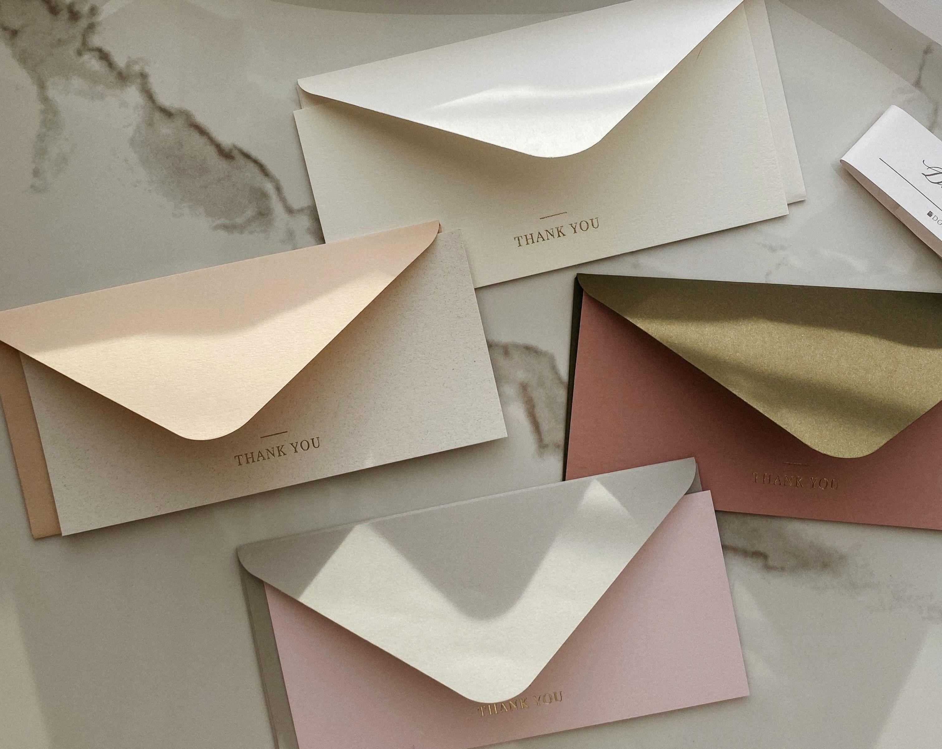 Letterhead/Envelopes