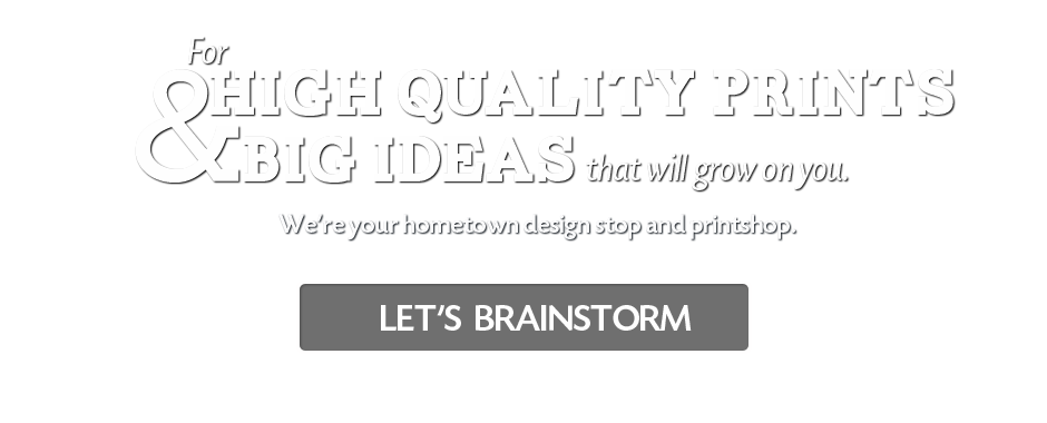 Lets Brainstorm