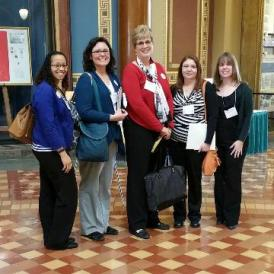 Early Childhood Iowa Day on the Hill