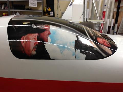 Remote control car decals Orange County