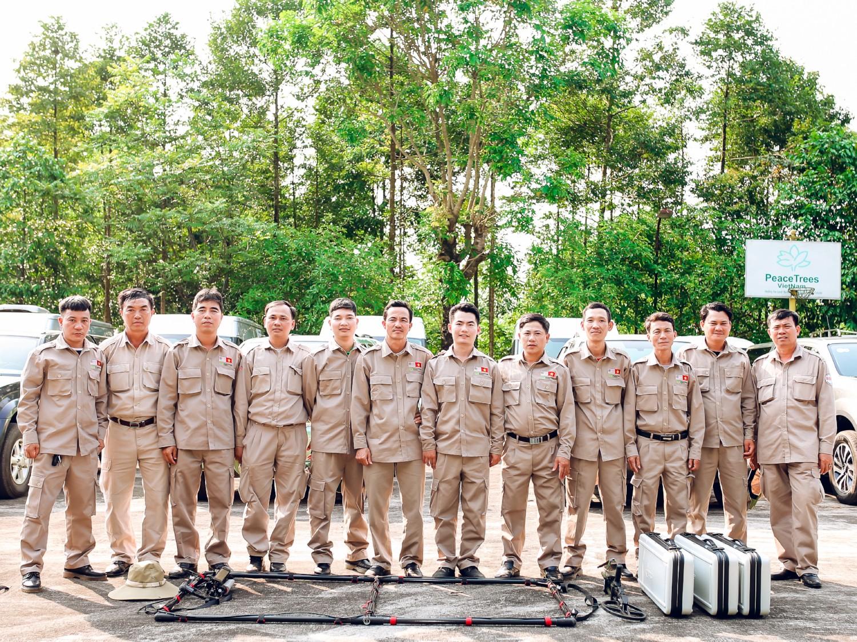 Battle Area Clearance - Team 1
