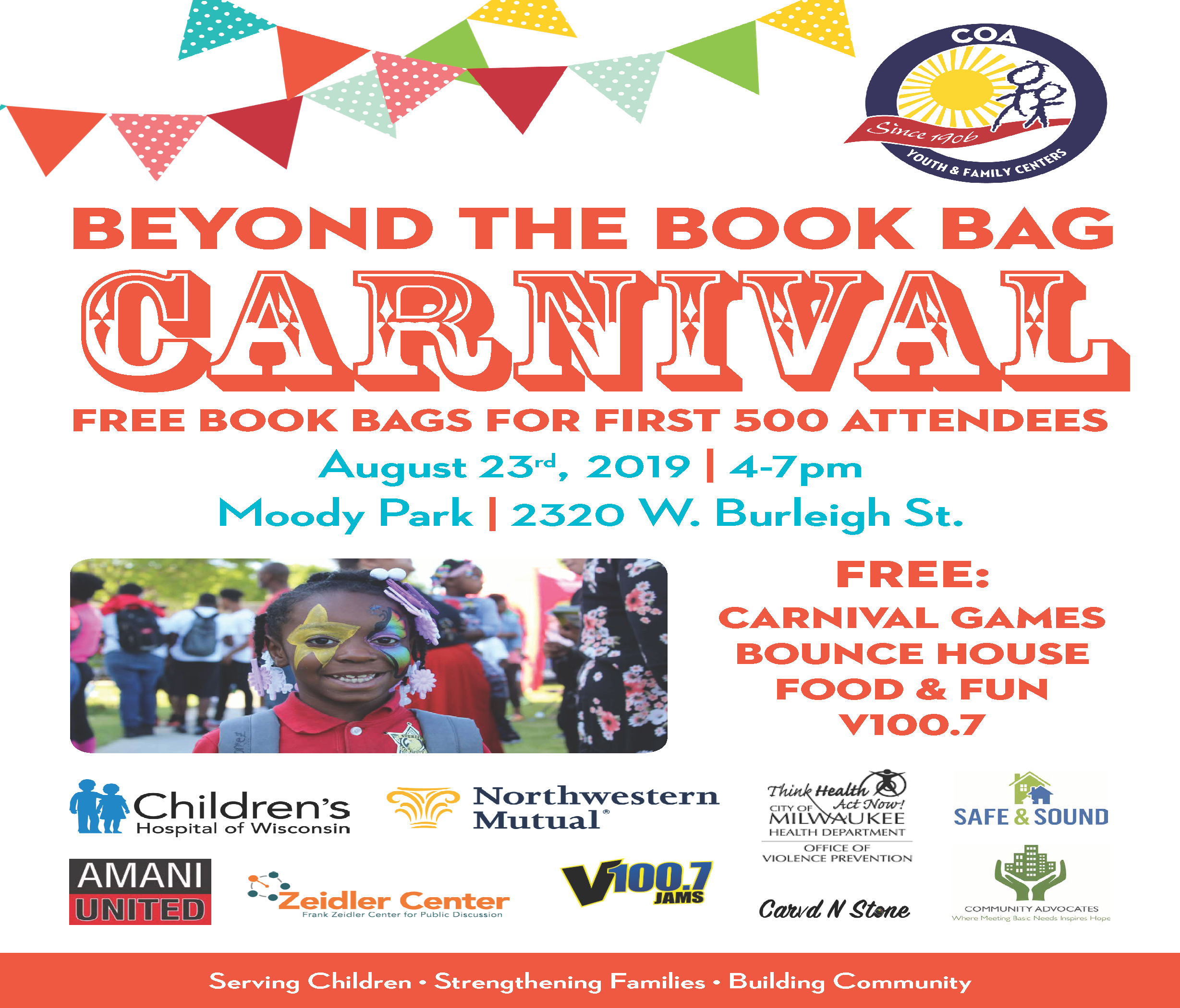 Beyond the Book Bag Carnival