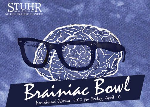 Brainiac Bowl: Homebound Edition