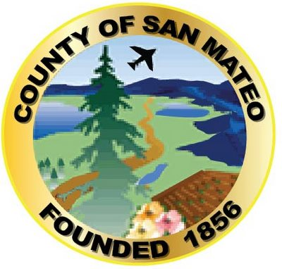 X33392 -  Seal of San Mateo County, California