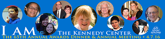 The Kennedy Center Awards Dinner, Client, Disabilities, Randye Kaye
