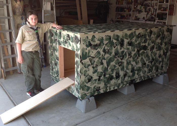 Eagle Scout Projects Help SWCC