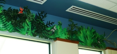 Library Wall Mural 5