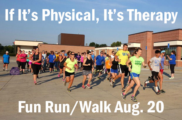 If It's Physical, It's Therapy Run/Walk