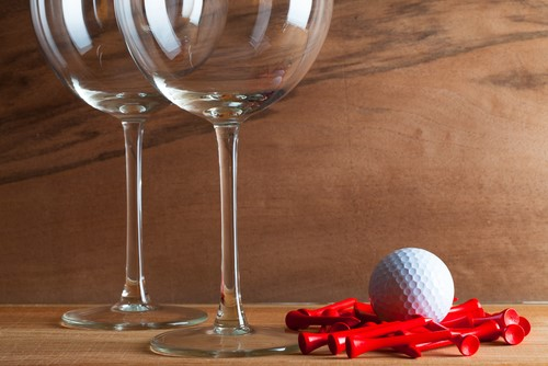 Wine Tasting and Charity Golf Tournament