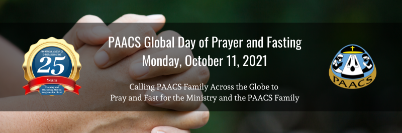 Global Day of Prayer and Fasting