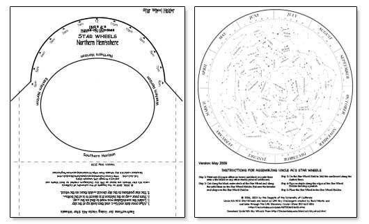 Star Wheel Constellation Finder PDF