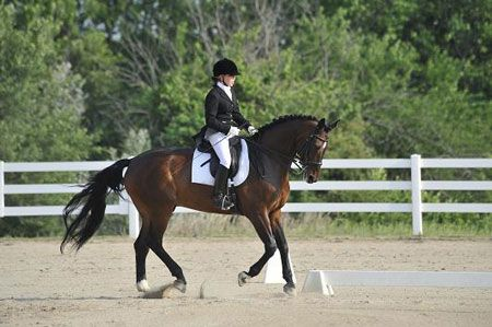 Renee Isler Dressage Support Fund Provides Two Young Rider Grants