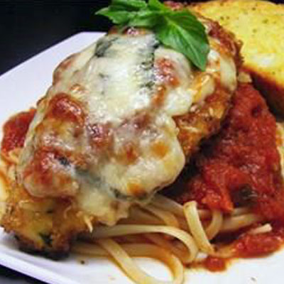 Chicken Parmigianino