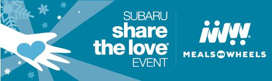 Subaru Share the Love Event