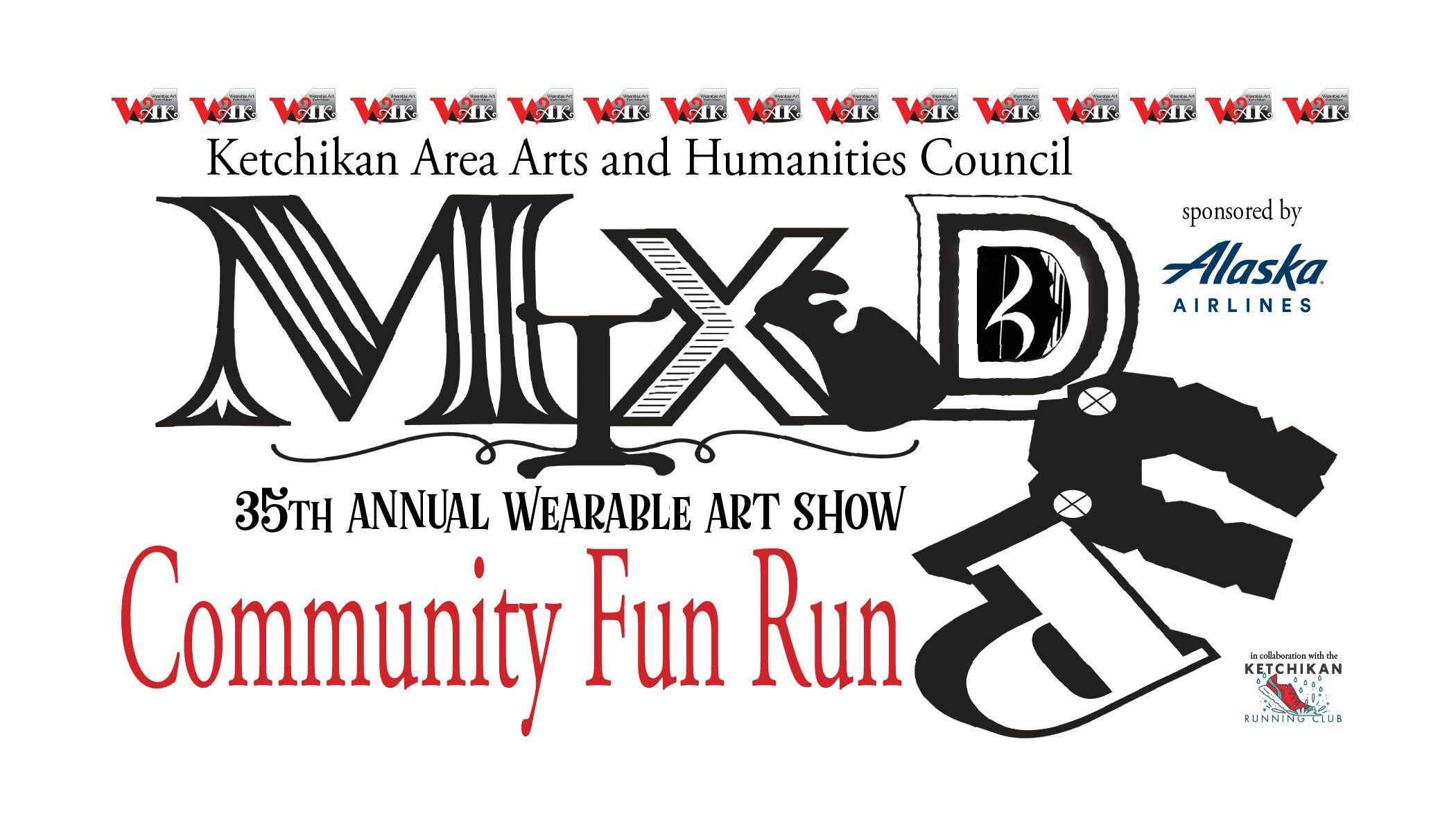 Wearable Art Show Community Fun Run
